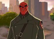 Red Skull Avengers Assemble