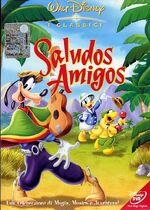 Saludos Amigos 2004 Italy DVD