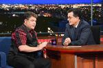 Sean Astin visits Stephen Colbert