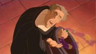 The hunchback Of Notre Dame Hellfire English (Disney)