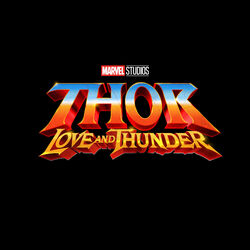 Thor Love and Thunder official logo