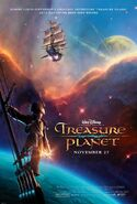 Treasure planet xlg