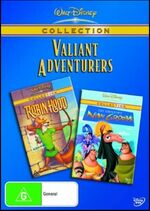 Valiant Adventurers 2006 AUS DVD