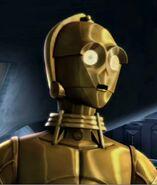 C-3PO Clone Wars