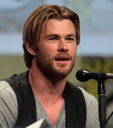 Chris Hemsworth SDCC14