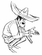 Coco Ernesto sketch