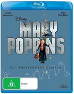 Mary Poppins 2013 AUS Blu Ray