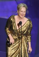 Meryl Streep 84th Oscars