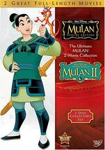Mulan / Mulan II 3-Disc Collector's Set