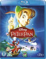 Peter Pan 2012 UK BD