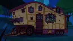 Rapunzel Caravan 1