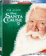 The Santa Clause 2 Blu-ray 2019