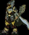 Armored Ventus Art