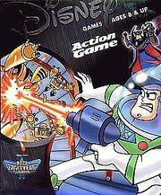 Buzz Lightyear of Star Command PC
