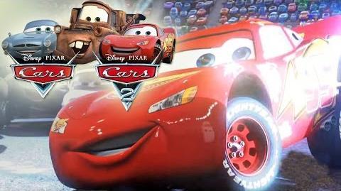 Cars 1 & Cars 2 TV-Trailer Disney•Pixar
