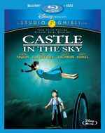 Castle in the Sky US Blu-Ray