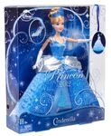 Cinderella 2012 Holiday Doll Boxed