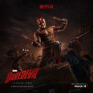 Daredevil Ninja's Season 2 Promo