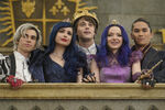 Descendants 3 - Photography - Carlos, Evie, Ben, Mal and Jay