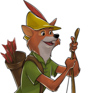 Disney heroes battle mode Robin Hood