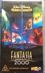Fantasia 2000 2000 AUS VHS