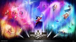 Hollywood Studios - Wonderful World of Animation