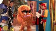 Imagination Movers Monster Problem