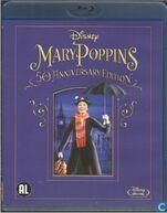 Mary Poppins 2014 Dutch Blu Ray