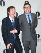 Mike Myers Dana Carvey Wayne's World reunion