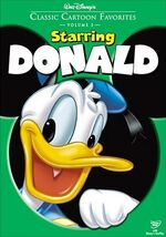 Starring Donald