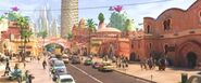 Streets of Sahara Square