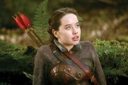 Susan Pevensie Close Up