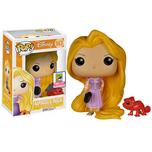 Tangled Rapunzel with Frying Pan Exclusive Pop Vinyl Pop