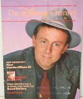TheDisneyChannelMagazineOctoberNovember1988