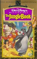 TheJungleBook MasterpieceCollection VHS