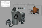 The Forgotten Droid Concept Art 05