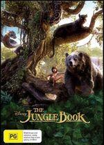 The Jungle Book Live Action 2016 AUS DV