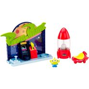 Toy Story Pizza Planet Minis Playset