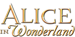 Alice in Wonderland logo 2011