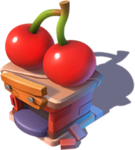 Bc-giant cherry stand