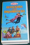 Bedknobs And Broomsticks (1988 UK VHS)