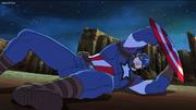 Captain America AUR 84