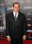 Clark Gregg Avengers premiere