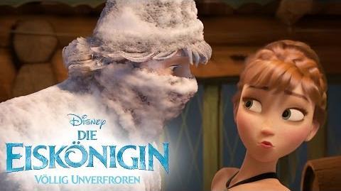 DIE EISKÖNIGIN - VÖLLIG UNVERFROREN - Offizieller Deutscher Trailer 2 - Disney