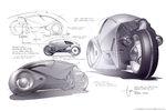 DanielSimon Sketch TronLegacy-LightcycleOld 01