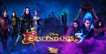 Descendants 3 - Banner