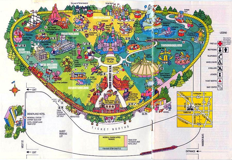 Image disneyland 1980 mapg disney wiki fandom powered by wikia disneyland 1980 mapg gumiabroncs Image collections