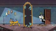 Dumb Luck - shattered mirror