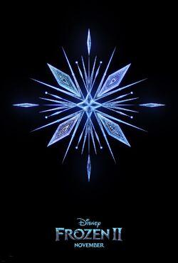 Frozen II teaser poster