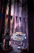 Gravity Falls Concept Art 2